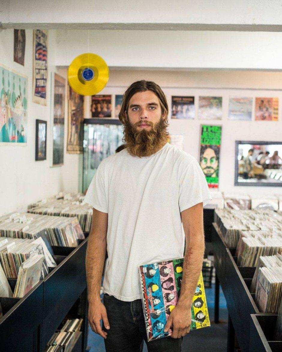 Bernd Jonkmanns Fotoband »Record Store« soll dank Crowfunding im September bei seltmann + söhne erscheinen