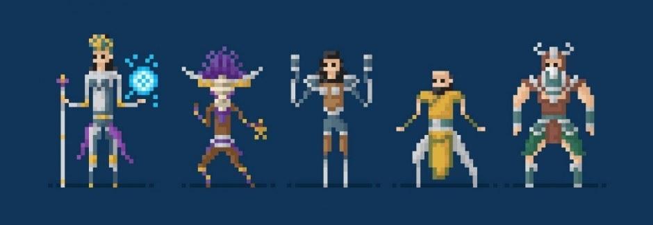 Diablo Characters
