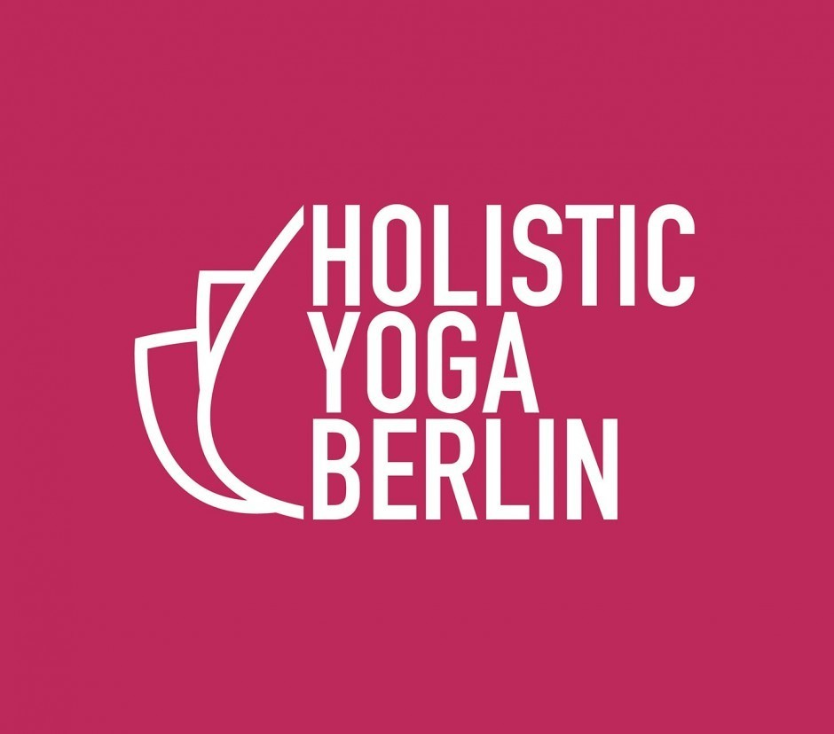 Holistic Yoga Berlin Logo Design