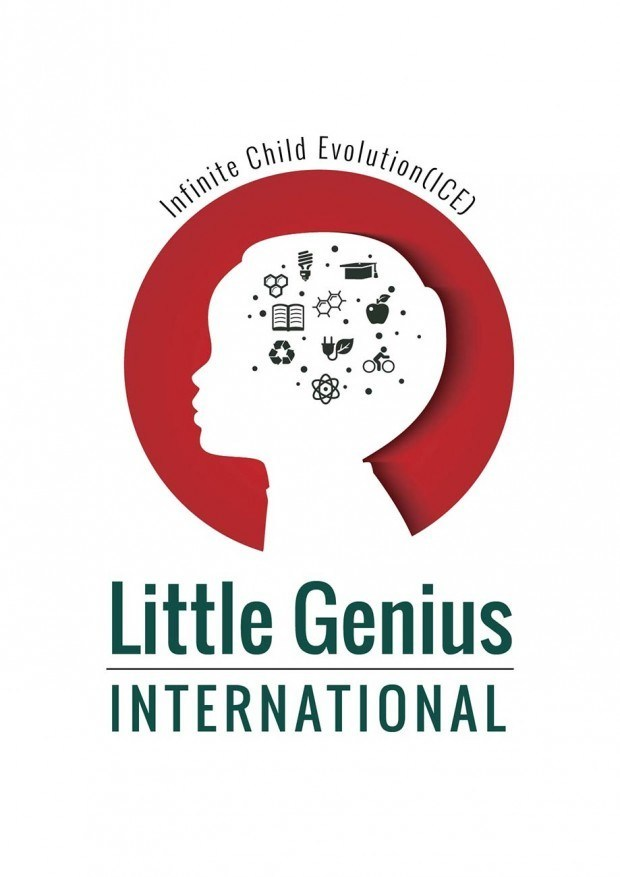 Little Genius Logo Design
