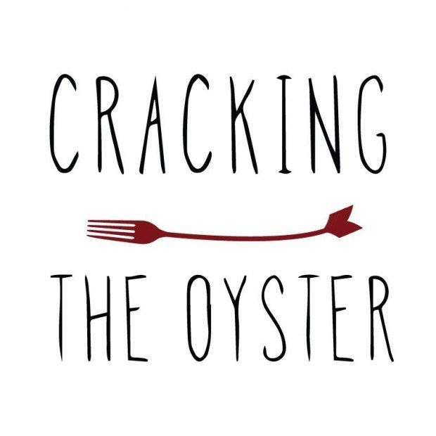 Logodesign »Cracking the Oyster«