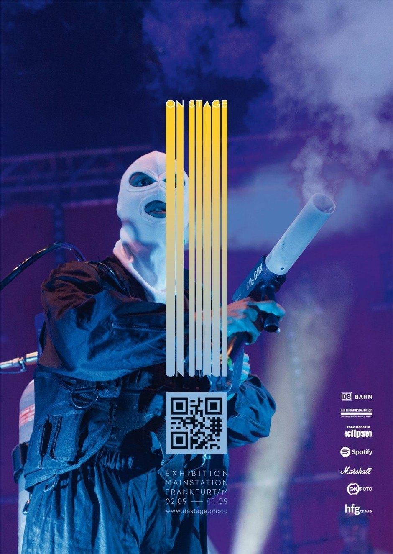CD für die Wanderausstellung On Stage: Klasse Hesse, HfG Offenbach