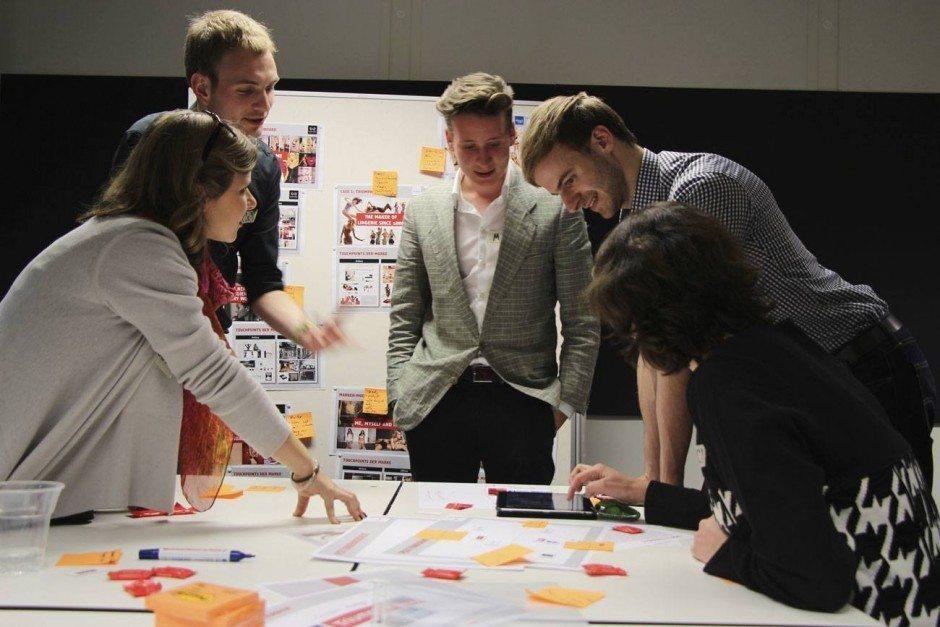Workshop von MetaDesign bei ZUtaten an der Zeppelin Universität