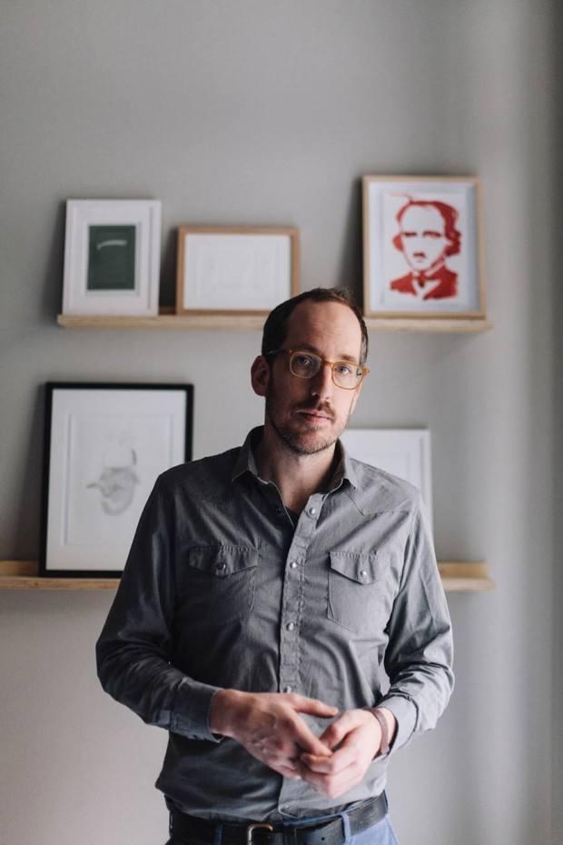 Blick ins Studio: Christoph Niemann
