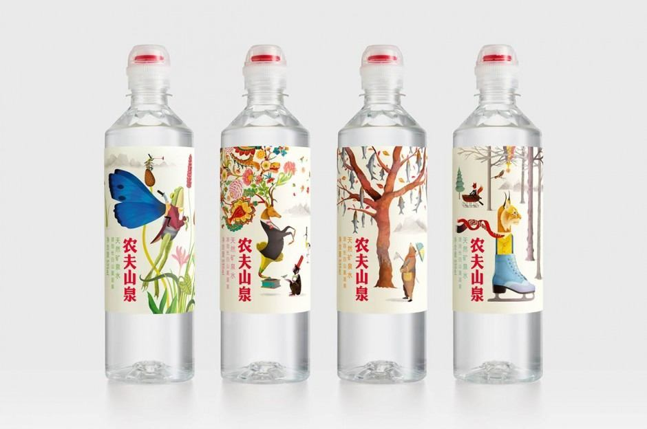 Nongfu Spring Mineralwasser