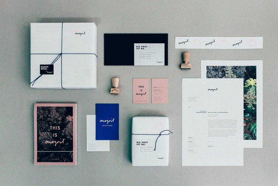 Onogrit Corporate Identity
