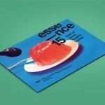 Corporate Design für den Graphic Design Award «Essence»