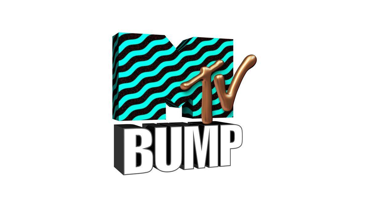 Kreation_MTV_bump_logo_tuerkis