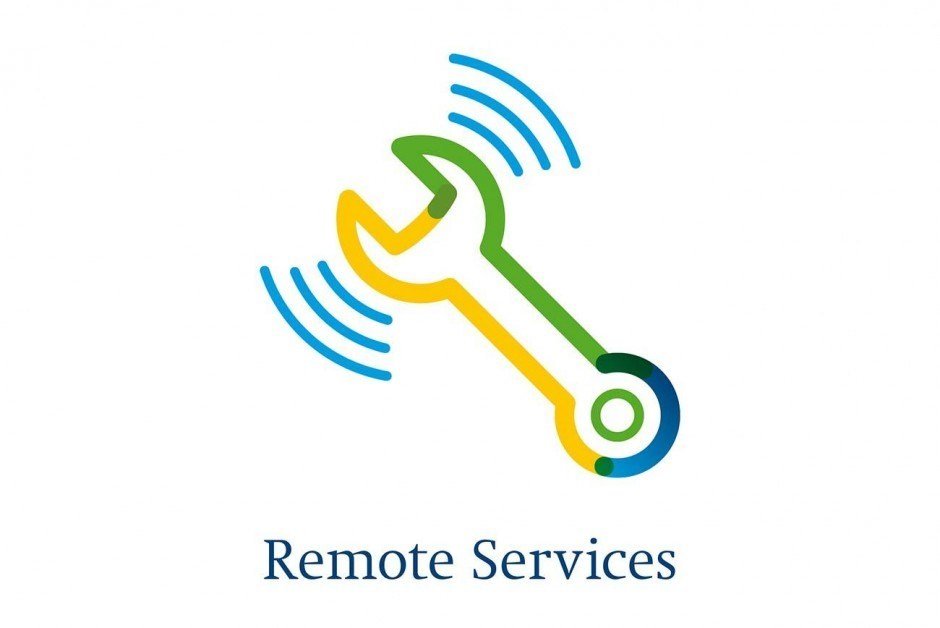 Piktogramm Remote Services