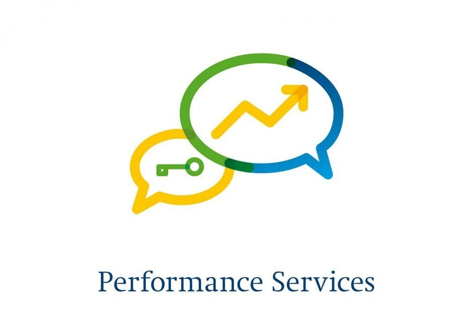 Piktogramm Performance Services
