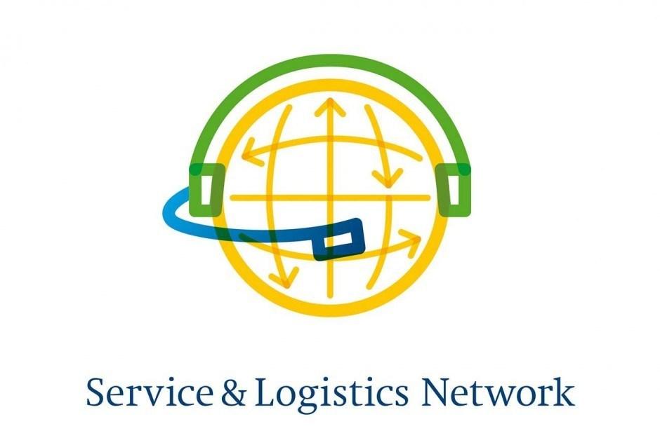 Piktogramm Service & Logistics Network