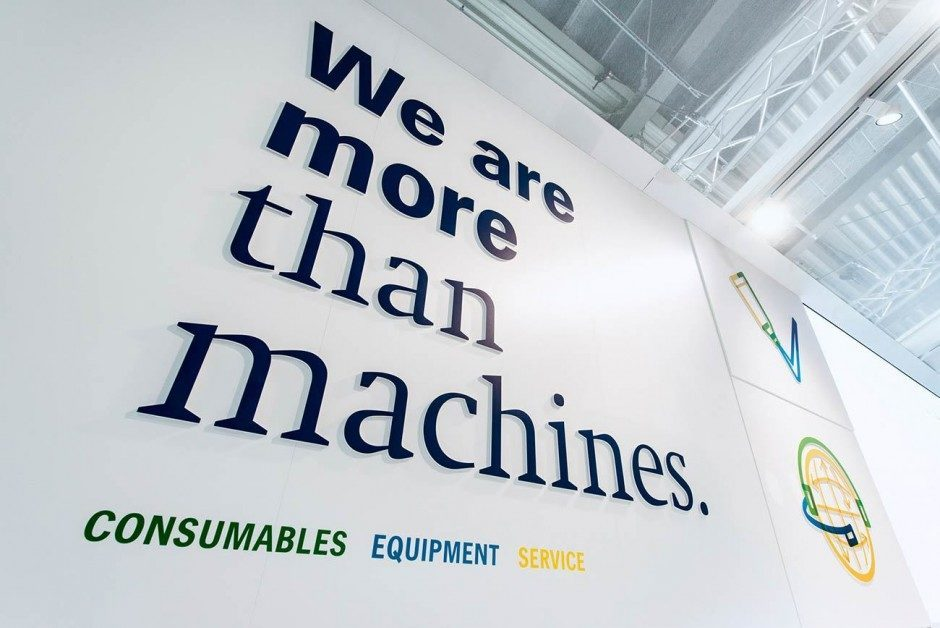 »We are machines«
