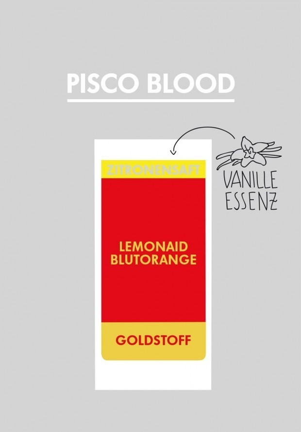 Pisco Blood