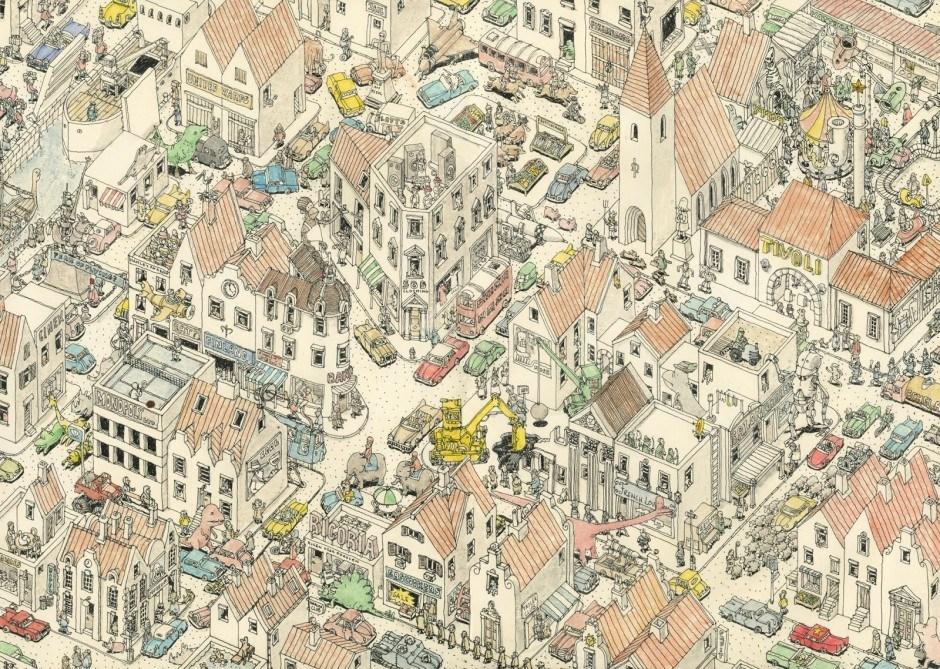 Mattias Adolfsson: Larger than line (from the Big Sketchbooks of Mattias Adolfsson). Mattiasadolfsson.com