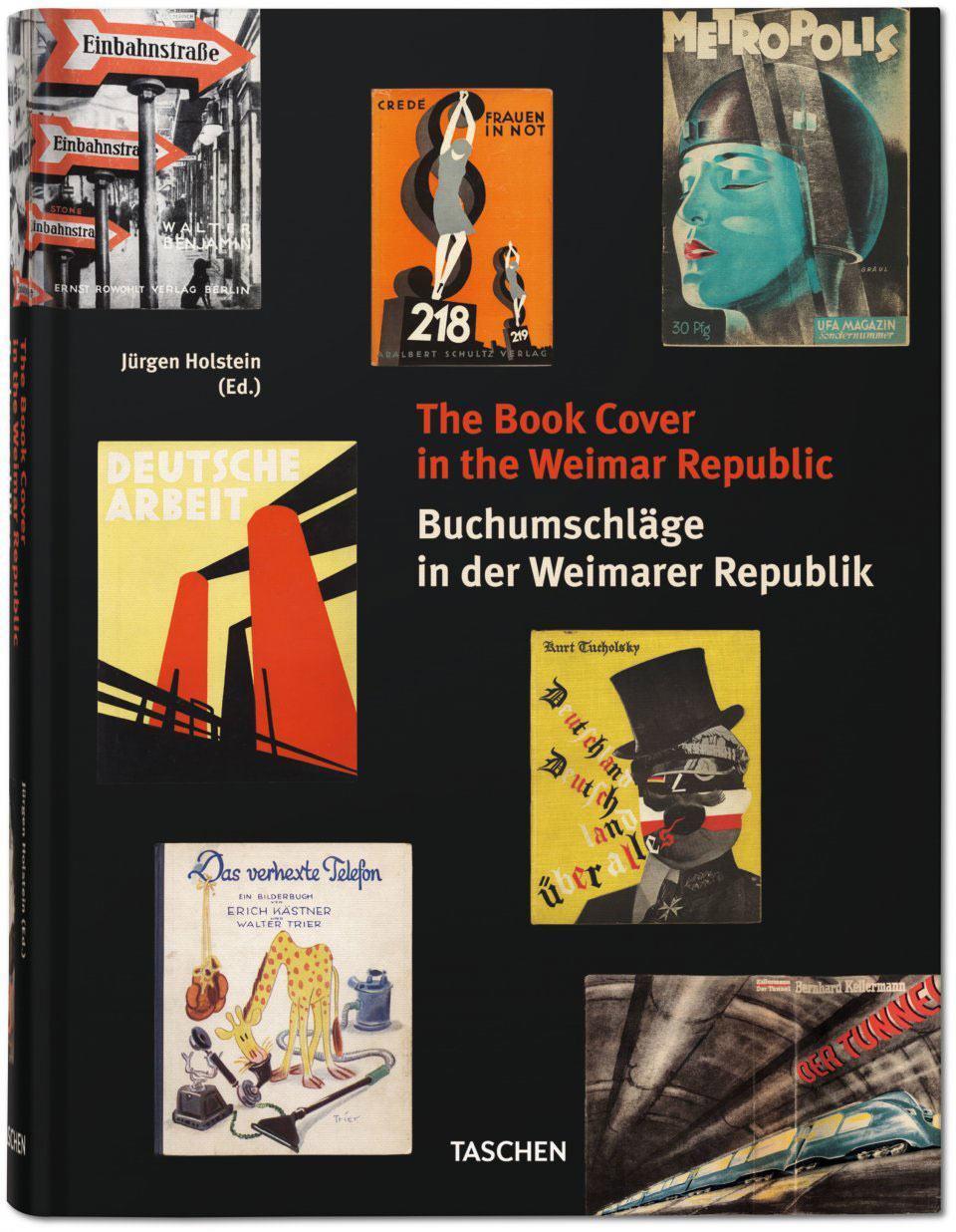 Buchumschläge in der Weimarer Republik