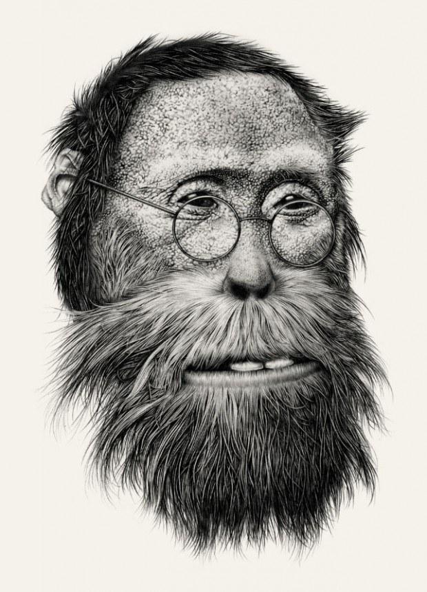 L'homme singe: Der Affenmensch