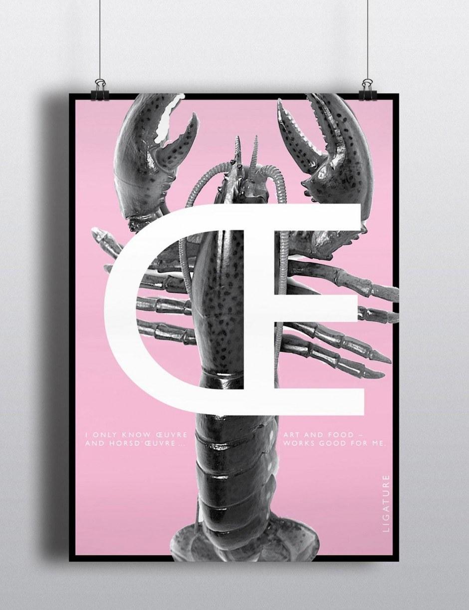 Glyphism – Ligature
