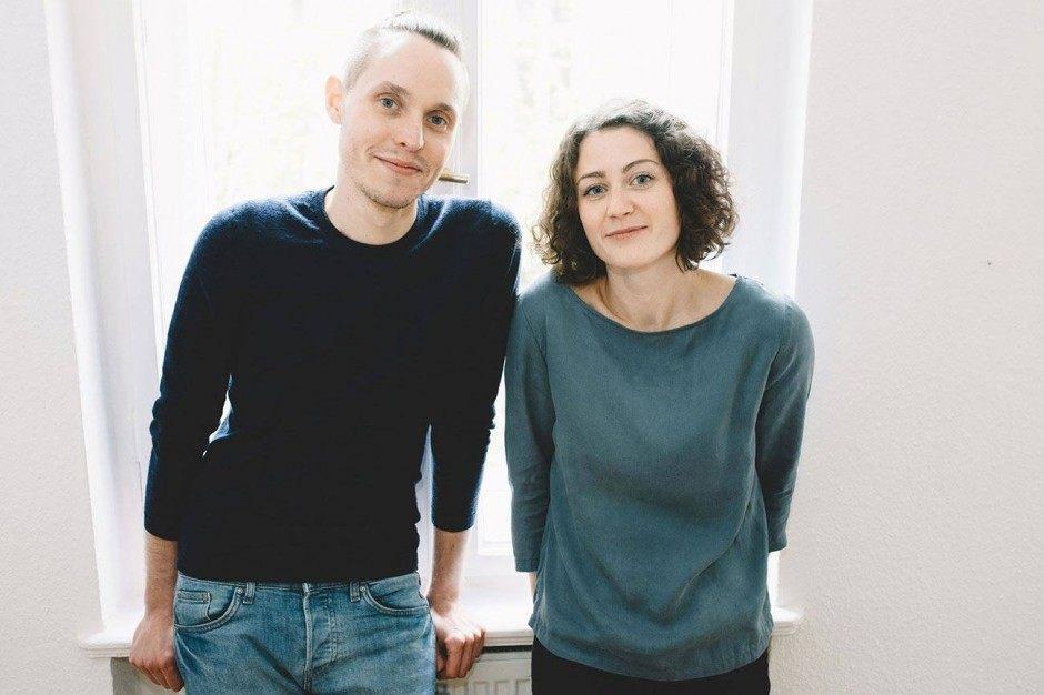 Die Macher: Anselm Schwindack und Lina Göttsch