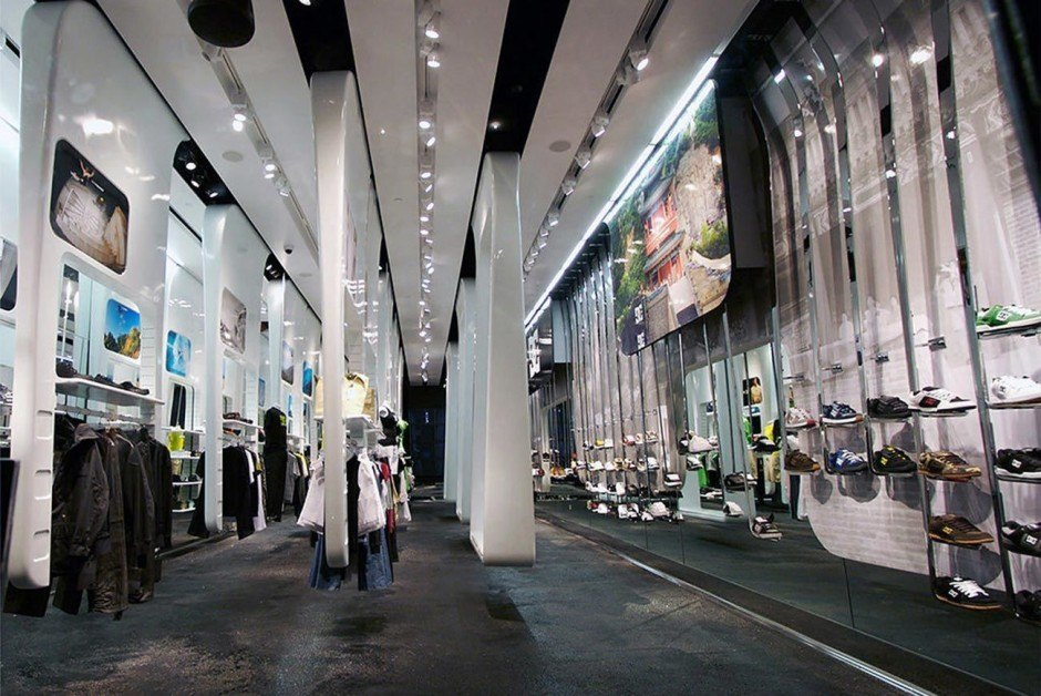 DC Shoes New York