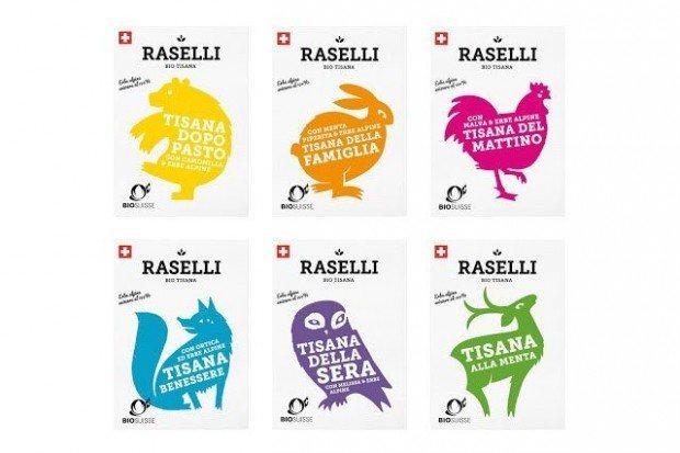 Raselli Tea Blends
