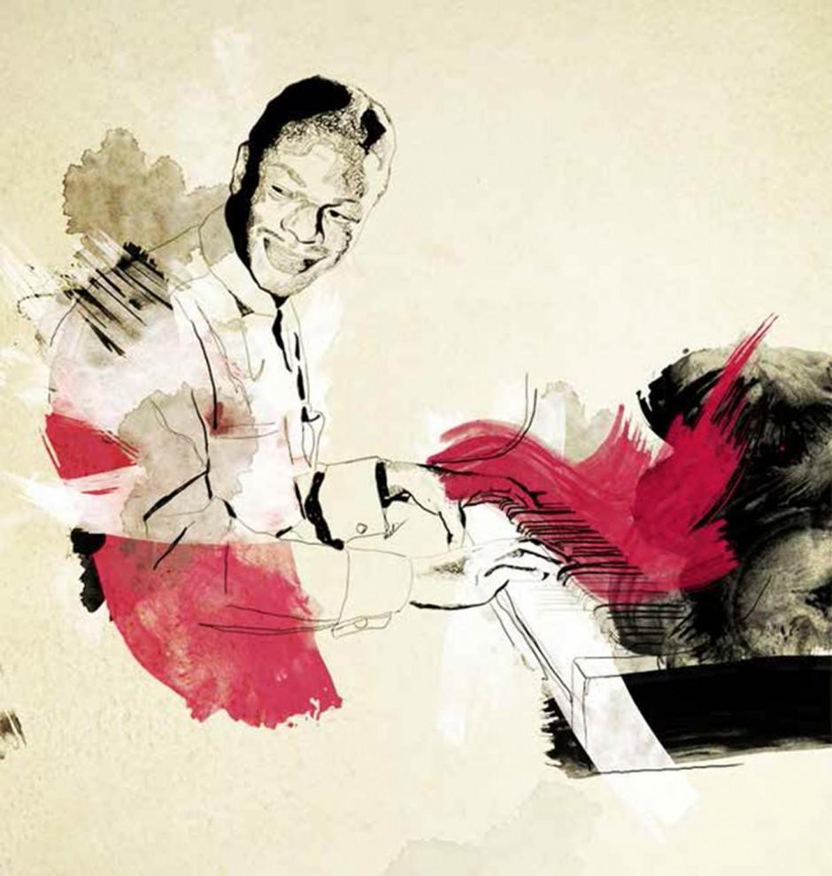 Konzept 2 mit Illustrationen von Melissa Morano aus Santiago, Chile
