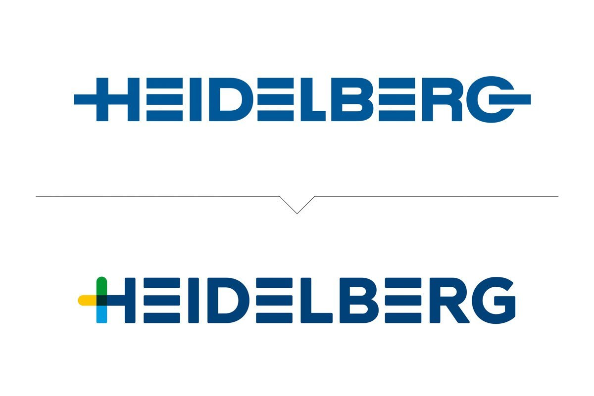 Kreation_Heidelberger_Druckmaschinen_Logodesign_vorhernachher
