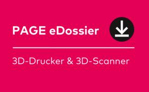 3D-Drucker, 3D-Scanner