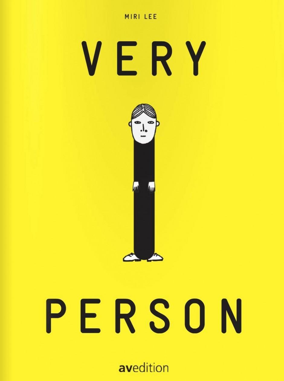 Miri Lee: Very I Person, avedition Stuttgart