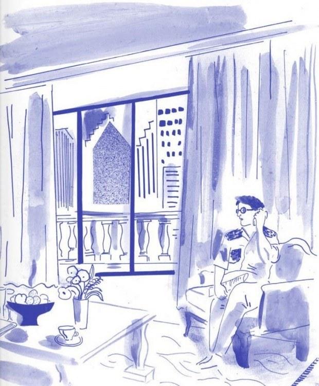 Curtains von Carolin Löbbert