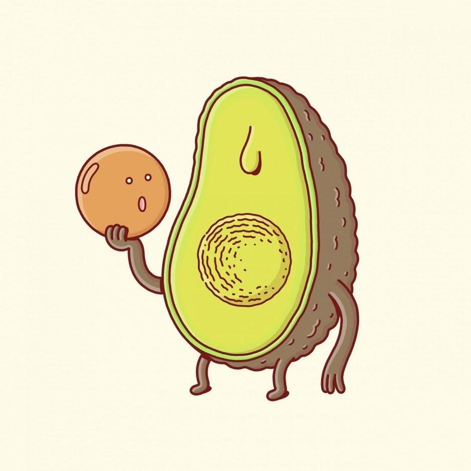 Gemüse-Charaktere von Brosmind aus Barcelona für Beeksteakveggies.com. http://www.brosmind.com/