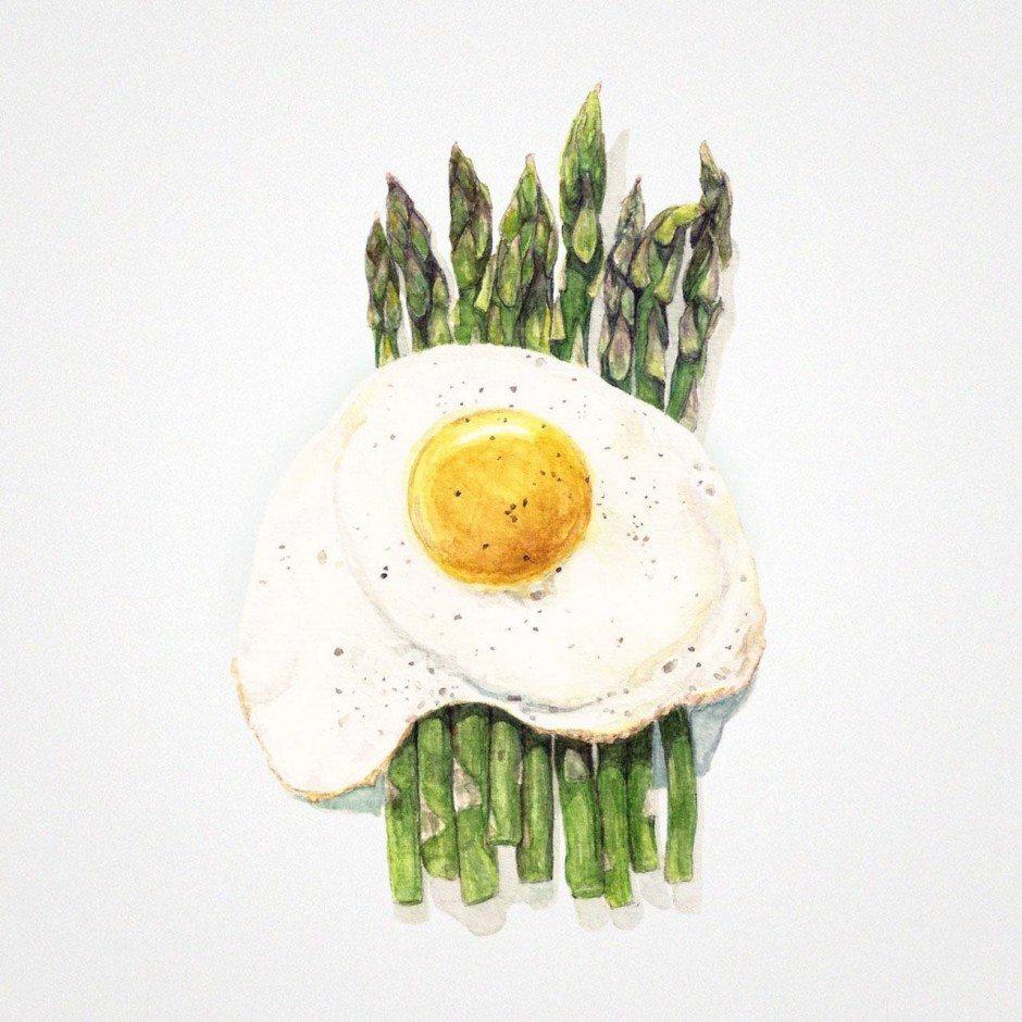 Bilder von Sara Zin für ihren Foodblog »Starving Artist«, aus dem nächstes Jahr das Buch »The Starving Artist Cookbook« werden soll. http://starvingartistbook.tumblr.com/