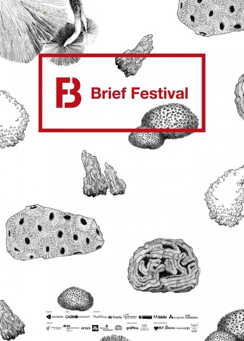 Brief Festival 2014 Poster