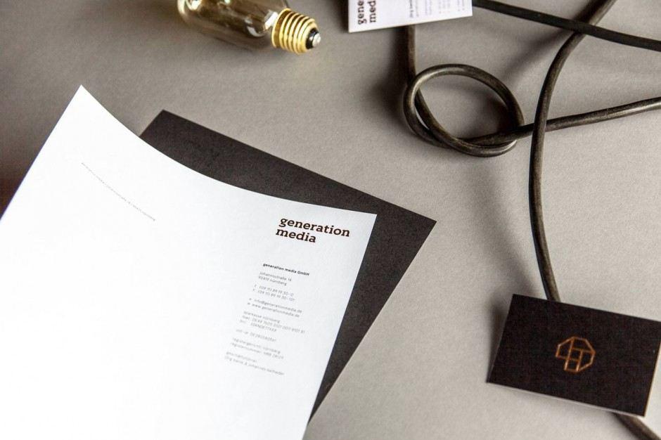 Design: DREIZEHN&FÜNF DESIGN STUDIO, Art Direktion: FYFF, Kunde: Generation Media