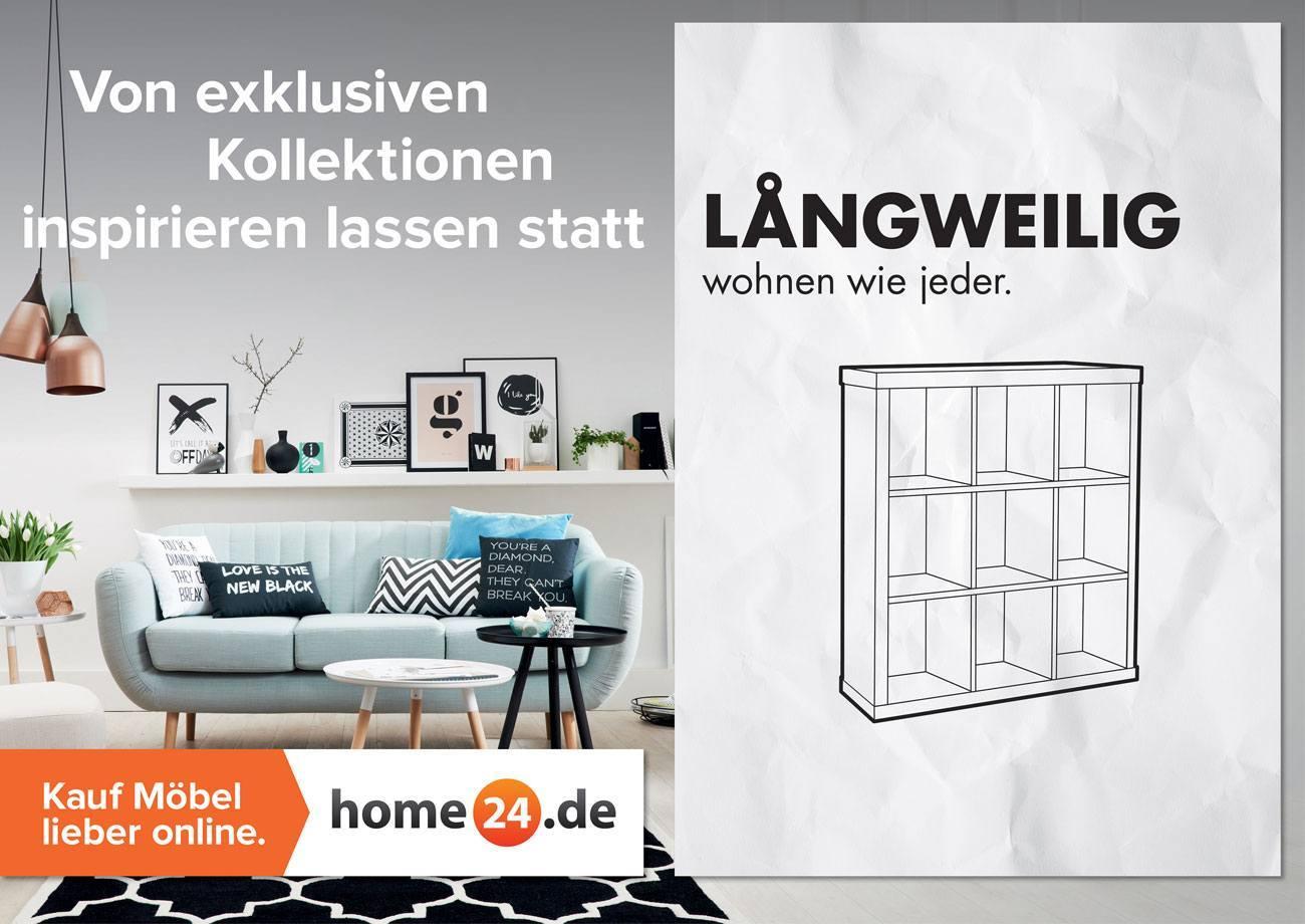 Plakat-Kampagne für Home24