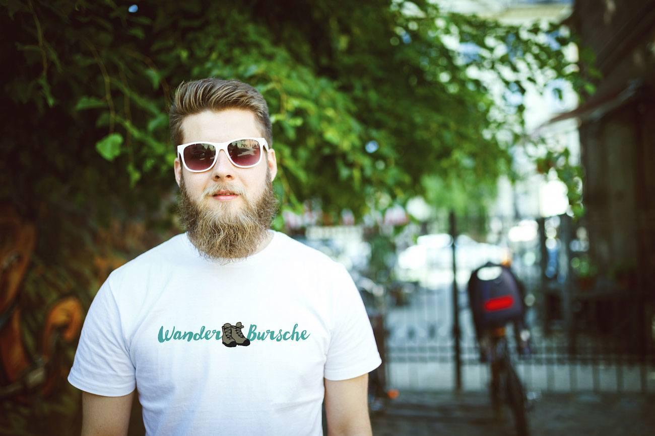 Wanderbursche-Shirt