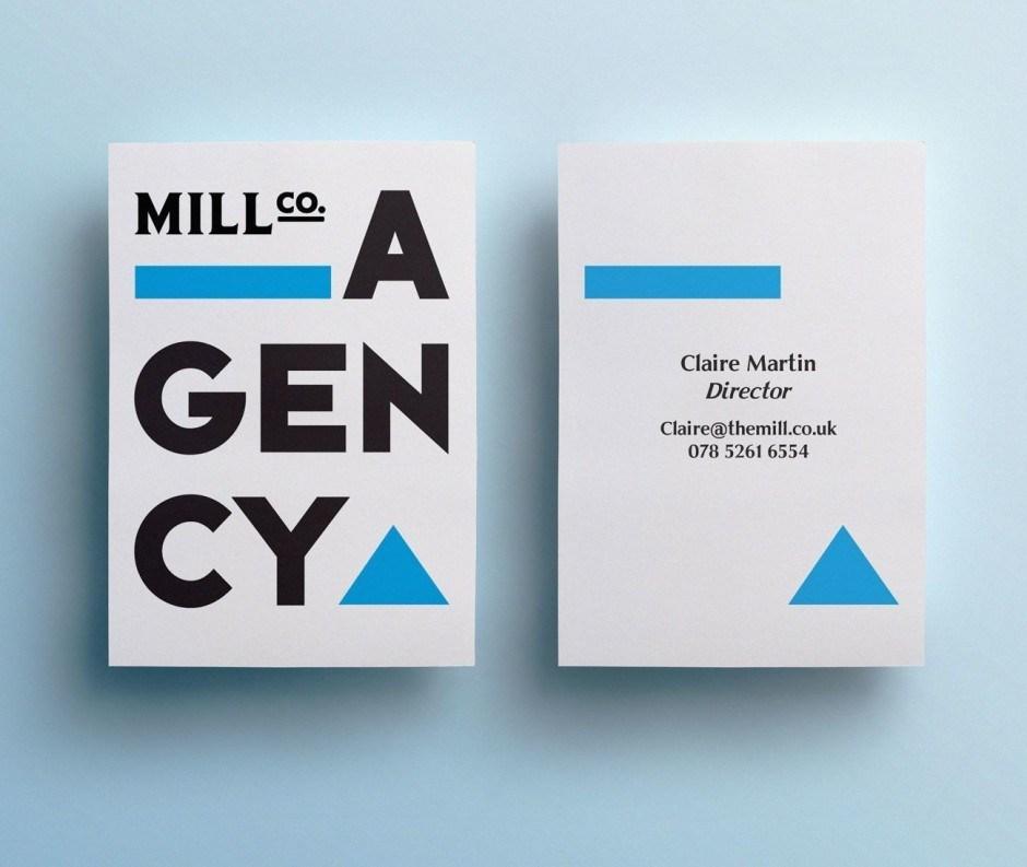 Mill co Agency Logo