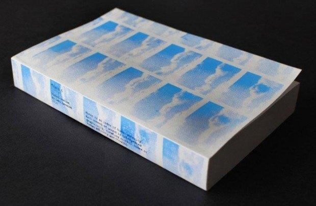 Self-published Art Book