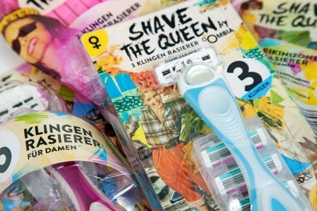 Shave the Queen