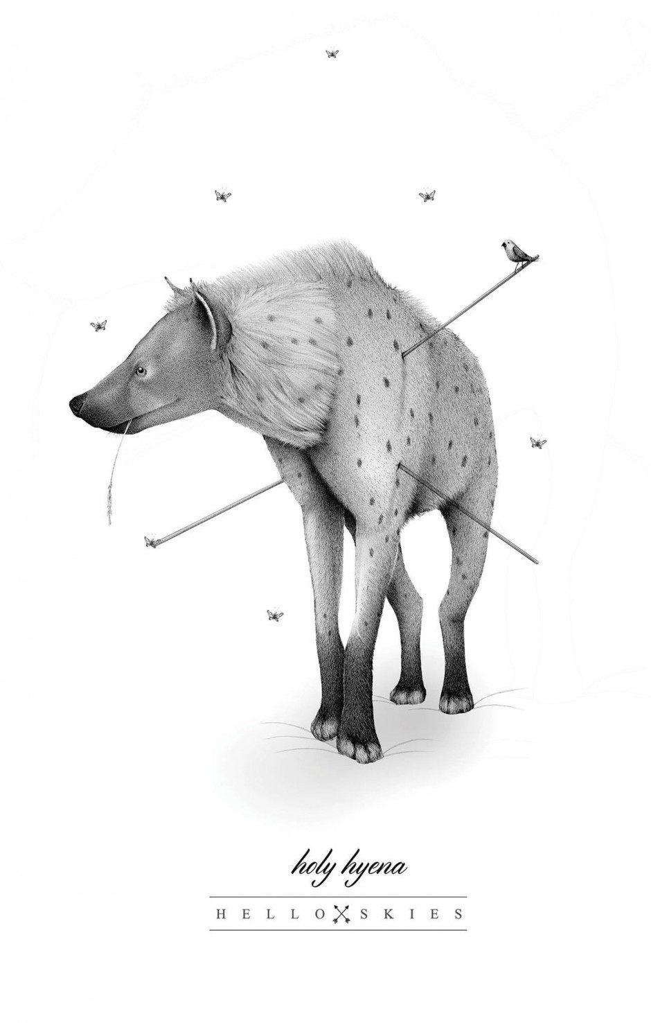 Holy Hyena