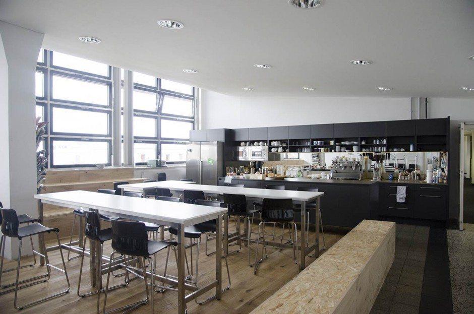 Herzstück Cafeteria