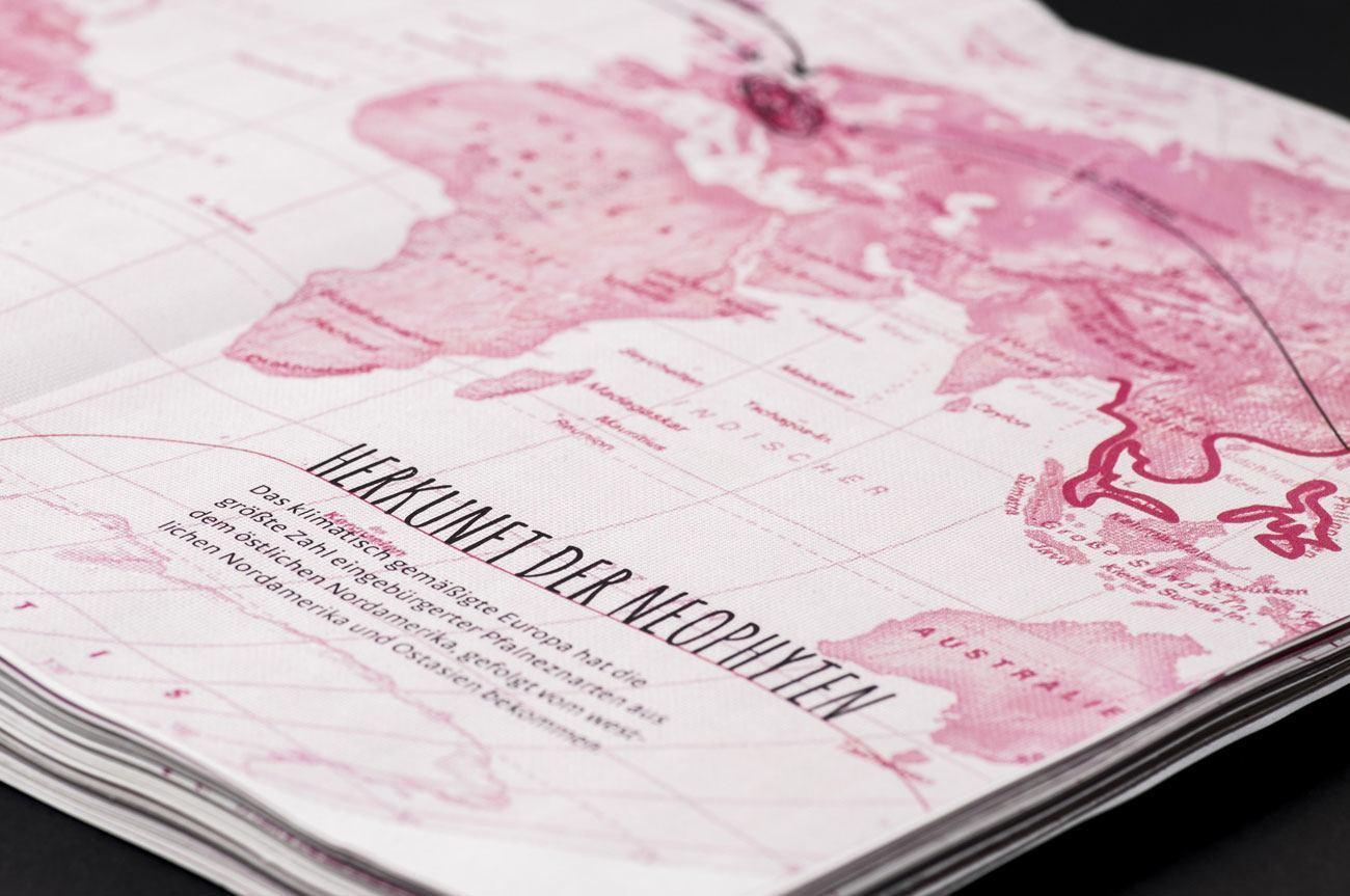 Publikation »Achtung – Einwanderer im Garten«
