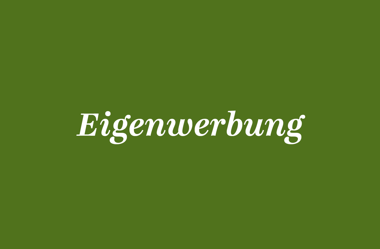 AGD_Kolumne_24_Eigenwerbung