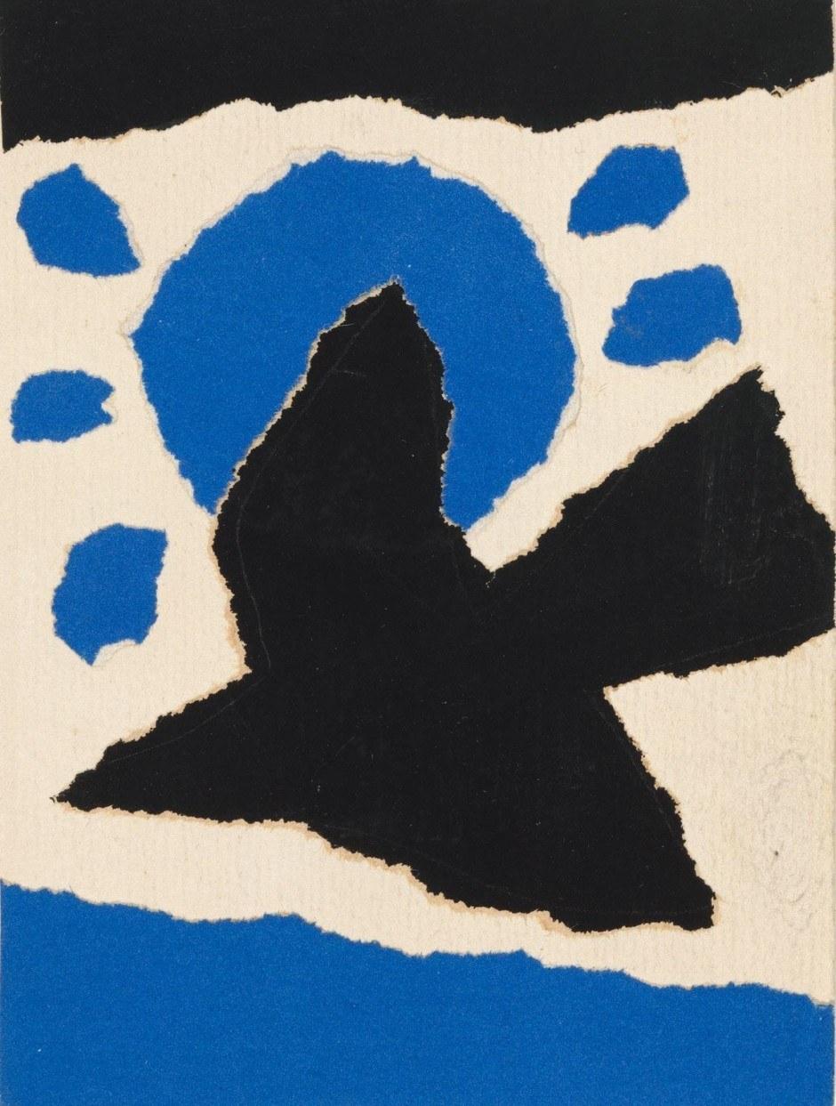 Dick Bruna. Book cover. Françoise Xenakis. Zij zou op het eiland tegen hem zeggen, 1972