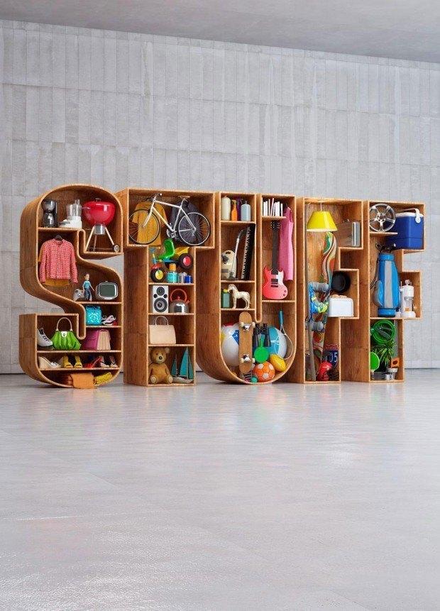 Die Arbeiten von Chris Labrooy sehen oft extrem realistisch aus – aber auch dieser »Stuff« existiert nur digital. http://www.chrislabrooy.com/
