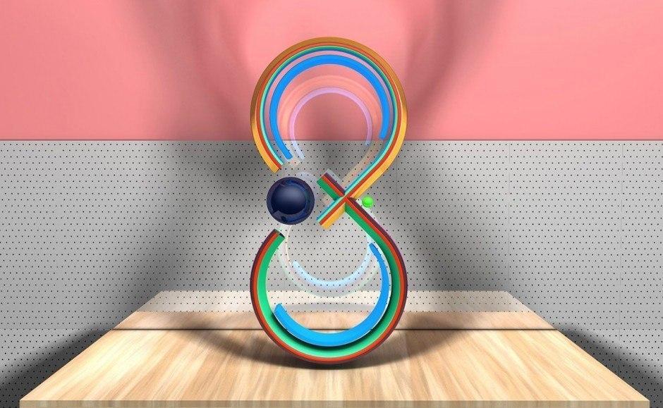 »Inspirational Numbers« nennt Jaroslav Hach aus Prag diese Serie von CGI-Illustrationen. http://jaroslavhach.com/