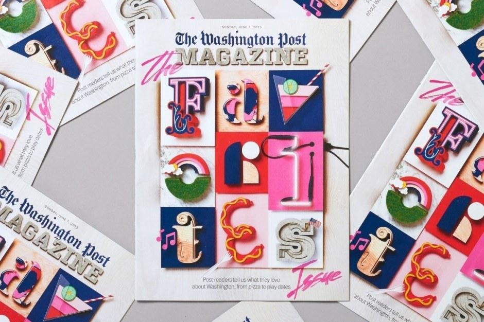 Diese wunderbare Cover von Snask machte jüngst in vielen Designblogs Furore – einschließlich Making-of. http://snask.com