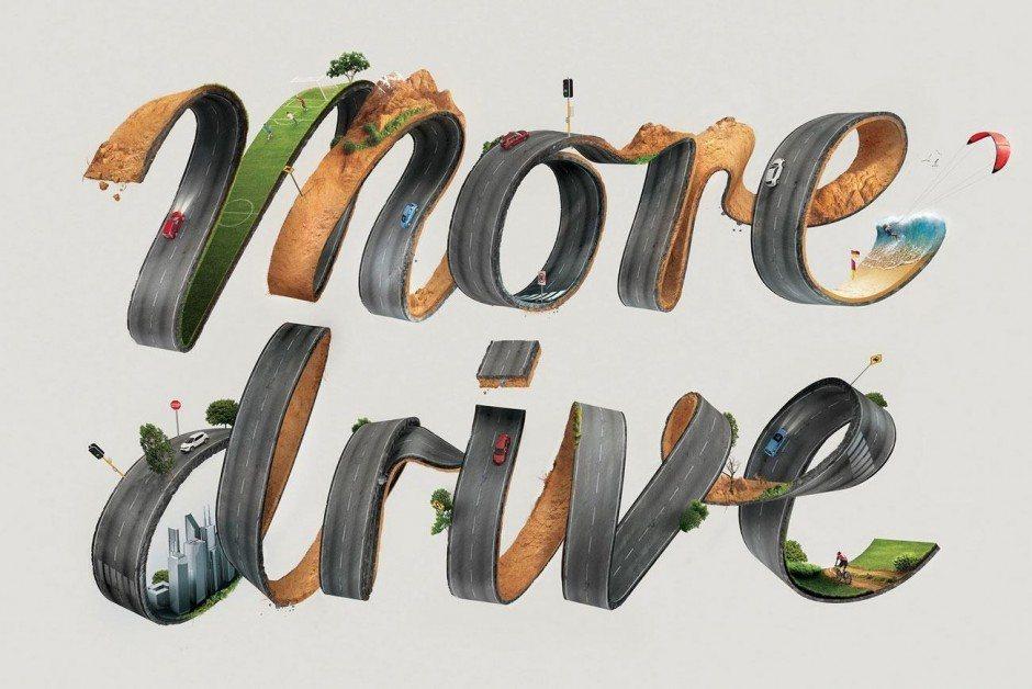 Das vielfach ausgezeichnete New Yorker Studio Vault49 beherrscht die Kunst des Graffiti ebenso wie CGI. Hier eine Arbeit für Nissan. http://www.vault49.com/