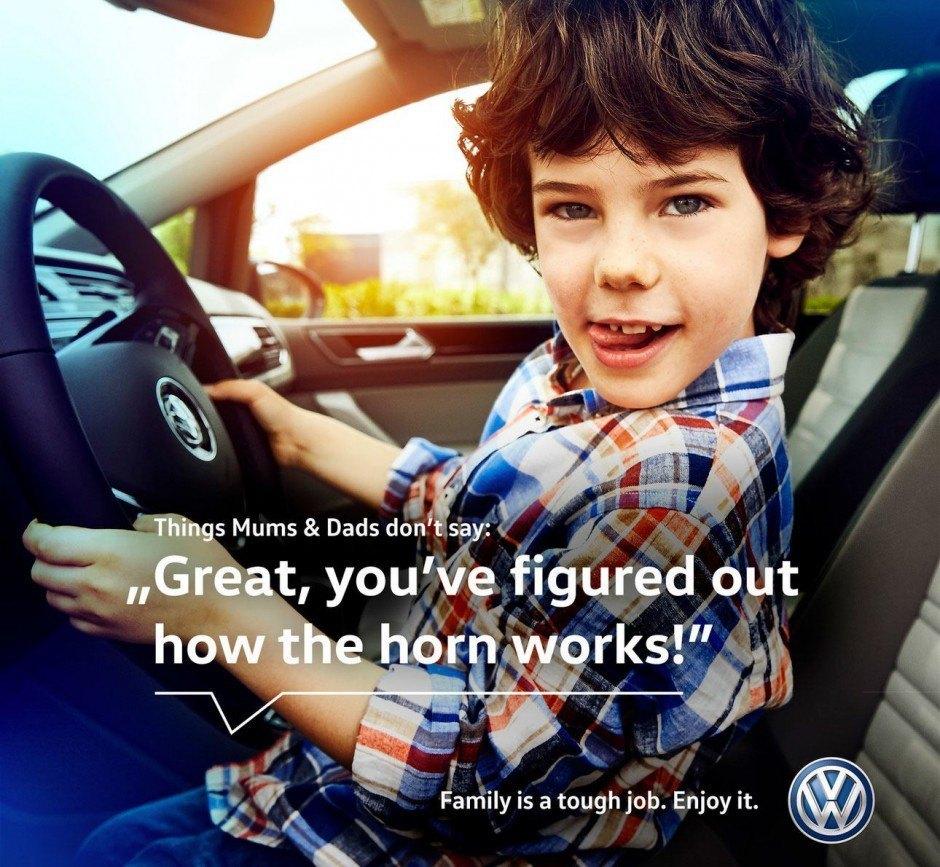 Fotos von Mats Reinhardt für die neue Social-Media-Kampagne von Grabarz & Partner für den Volkswagen Touran