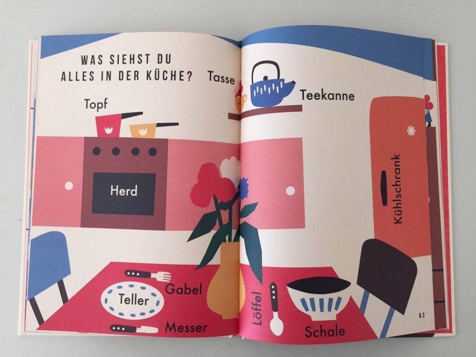 Anna Kövecses: Tausend Sachen, Verlag Jacoby & Stuart, Berlin