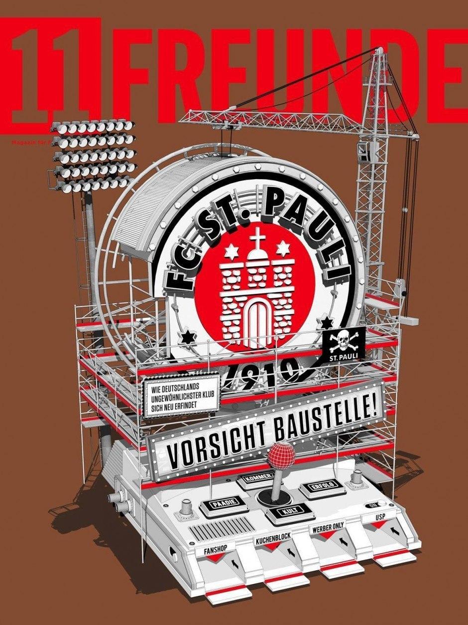 Stephan Walter fertigte hier eine seiner tollen Typo-Illustrationen an, www.stephanwalter.ch/